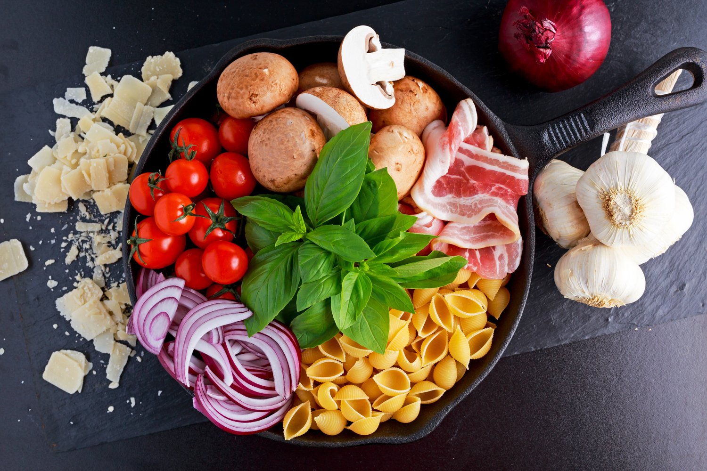 Composizioni Facili Di Frutta piatto unico, l'abbinamento che non ti aspetti