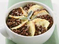 Lenticchie al forno con patate ricetta Sale&Pepe