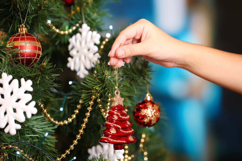 Biscotti Finti Per Albero Di Natale.Come Addobbare L Albero Di Natale Idee E Consigli Utili Sale Pepe