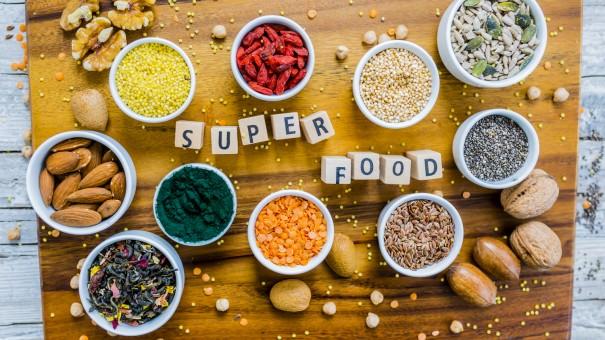 I superfood fanno ripartire la spesa degli italiani