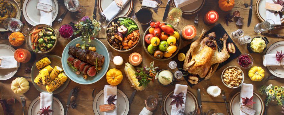 tavola thanksgiving