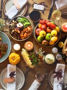 Come organizzare il pranzo di Thanksgiving