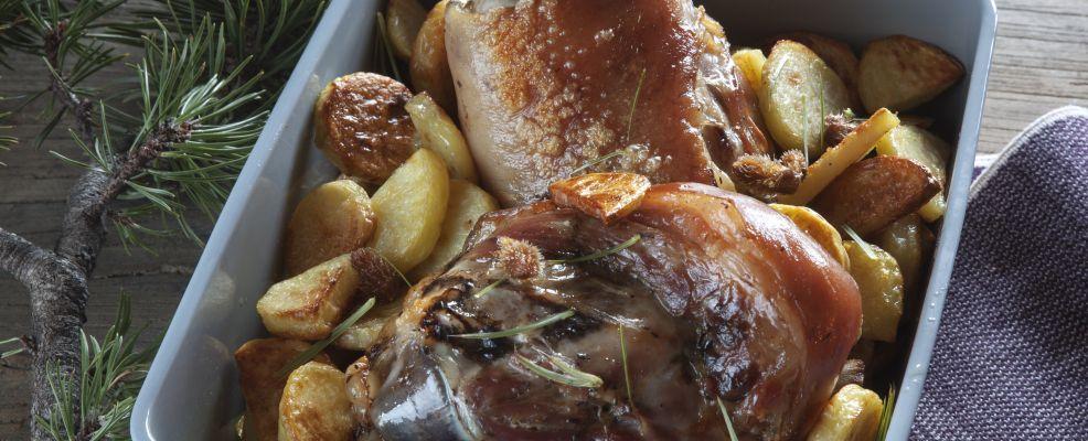 Stinco di maiale arrosto ricetta Sale&Pepe