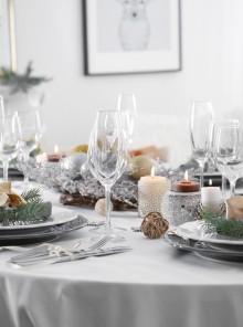 5 idee low cost per la tavola delle feste