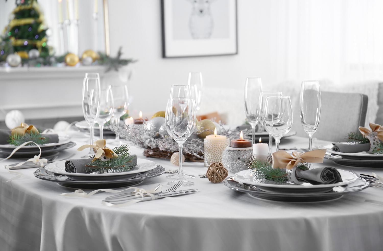 Preparare La Tavola Delle Feste : Idee low cost per la tavola delle feste sale pepe