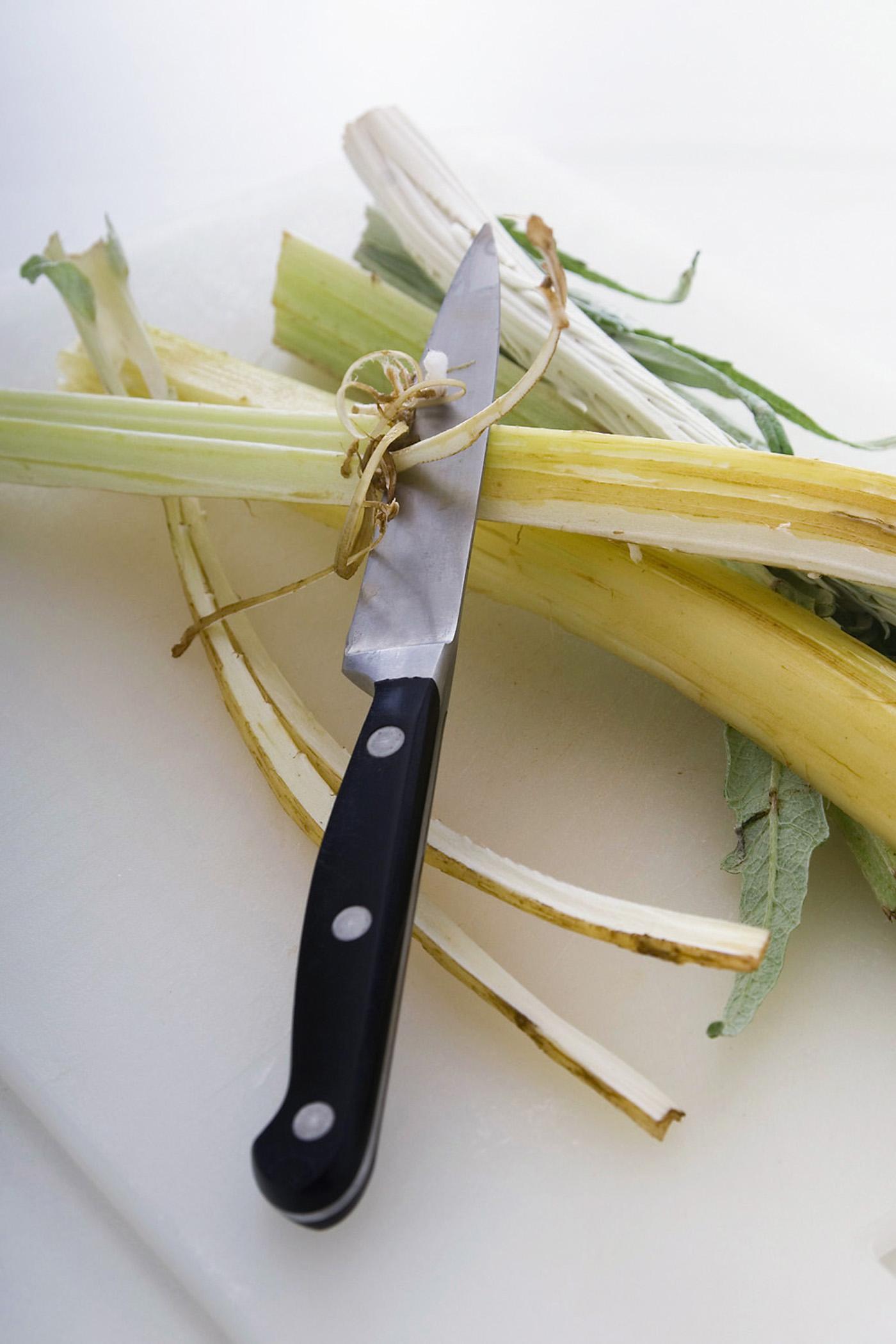Come cucinare i cardi sale pepe - Cucinare i cardi ...
