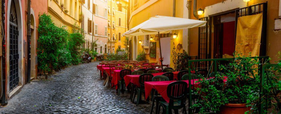dove mangiare cacio e pepe roma
