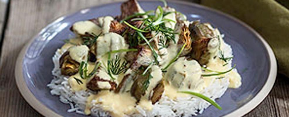 Spezzatino-di-carciofi-con-riso