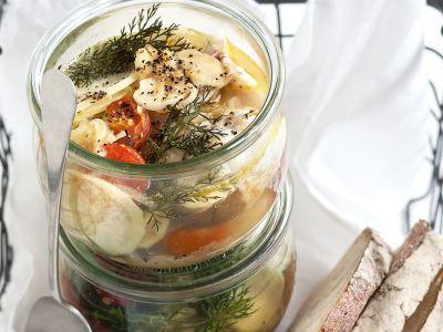 Zuppa di pesce alla catalana