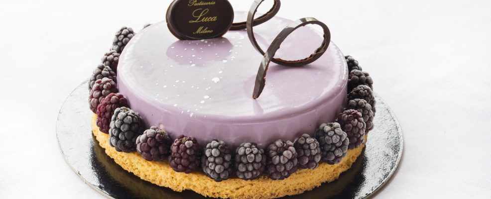 Cheesecake pasticceria Luca