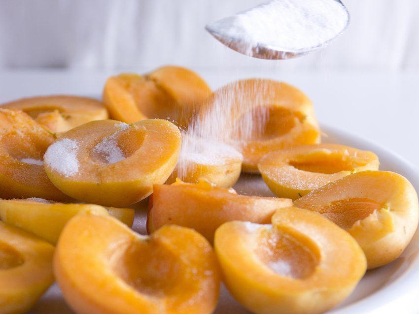 Pudding di albicocche 02