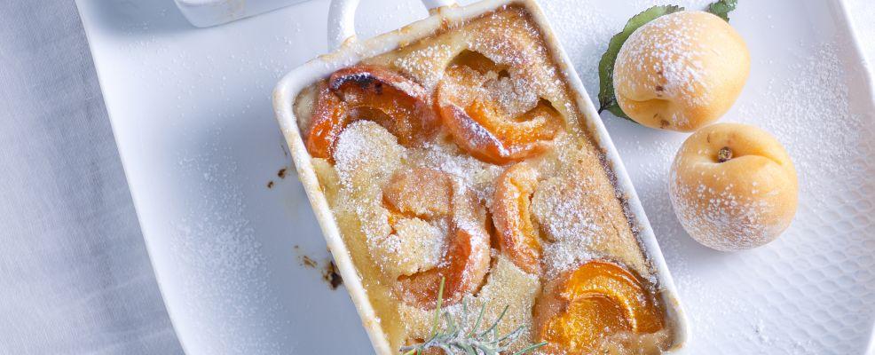 Pudding di albicocche 04