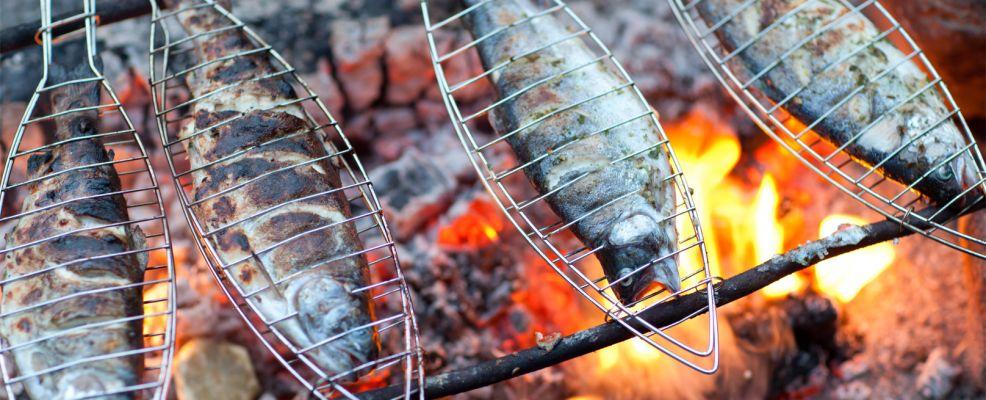 Come Cucinare Il Pesce Alla Griglia In Modo Perfetto Sale Pepe