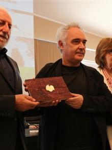 Intervista a Ferran Adrià, che apre a Torino prepara nuovi progetti