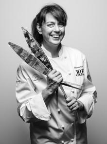 Deborah Corsi, chef del ristorante La Perla del Mare