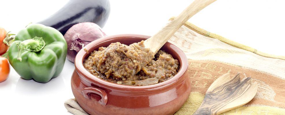 Pesto di melanzane - Shutterstock