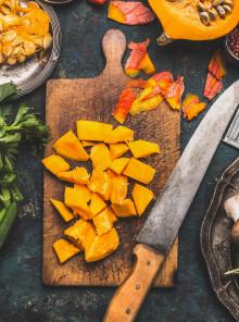 La verdura autunnale del buonumore