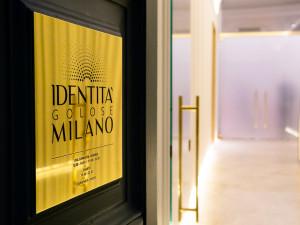 ingresso identità Golose Milano