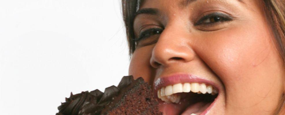 dolci forno ragazza torta