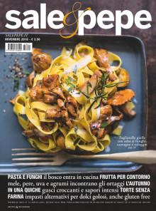 Sale&Pepe: scopri il numero di novembre 2018
