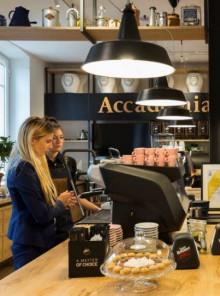 Accademia Vergnano, insegnare l'arte del caffè