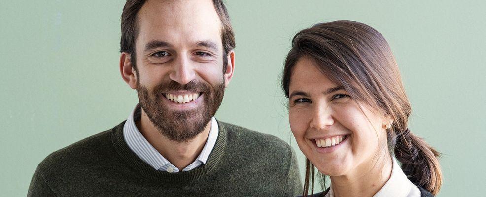 LUCA E CAROLINA DI BELLA DENTRO