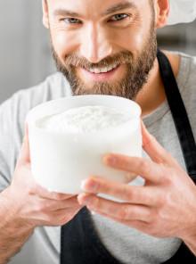 Formaggio di latte crudo, facciamolo a casa!