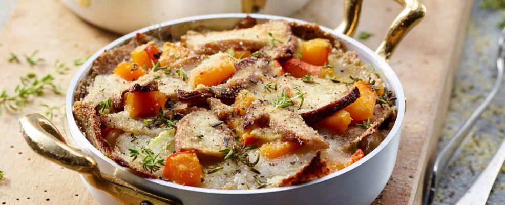 Lasagne vegane di lenticchie 1