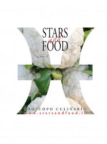 STARS AND FOOD - PESCI - SETTIMANA DAL 18 AL 24 FEBBRAIO