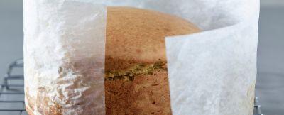 Torta margherita vegana 1