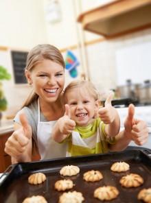 Mamme lavoratrici, fate in casa i biscotti!