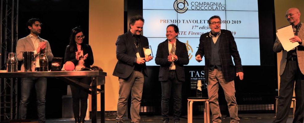 Premiazione Tavoletta d'Oro 2019