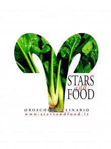 STARS AND FOOD - ARIETE - SETTIMANA DAL 18 AL 24 MARZO