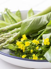 Guida agli ortaggi di primavera. Noti e di nicchia