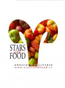 STARS AND FOOD - ARIETE - SETTIMANA DAL 08 AL 14 APRILE