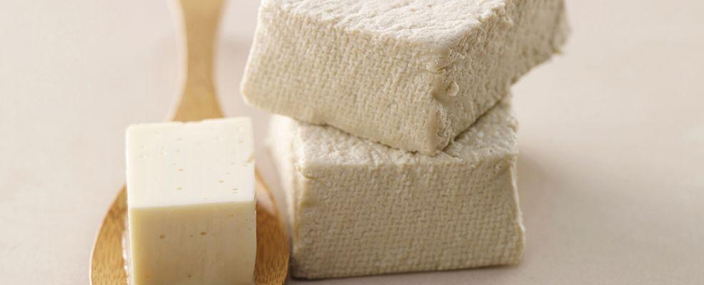 Formaggio vegano di tofu
