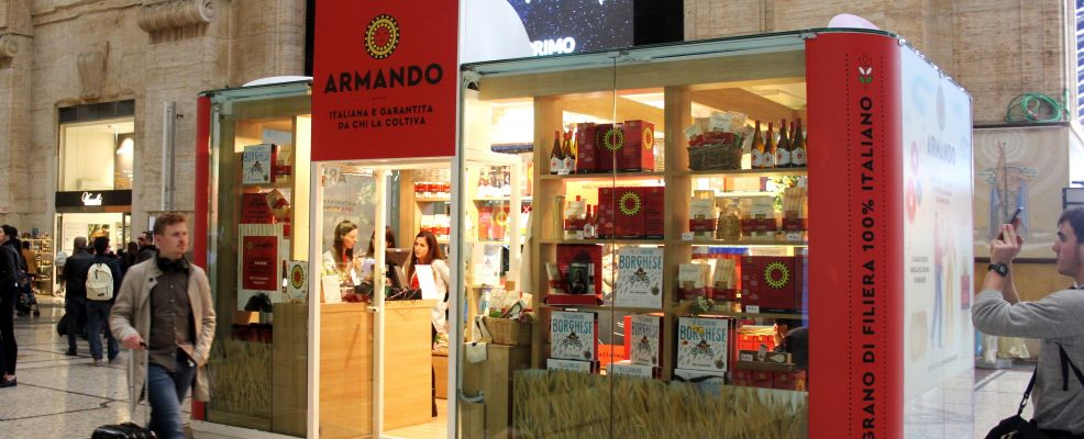 Pasta Armando cover