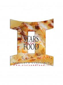 STARS AND FOOD - GEMELLI - SETTIMANA DAL 20 AL 26 MAGGIO