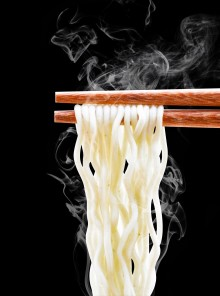 Incontro ravvicinato con i noodles