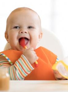 Bambini: l'importanza del cibo nei primi 1000 giorni