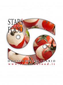 STARS AND FOOD – CANCRO – SETTIMANA DAL 08 AL 14 LUGLIO