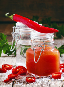 Rosso, stagionato, hot: inimitabile Tabasco