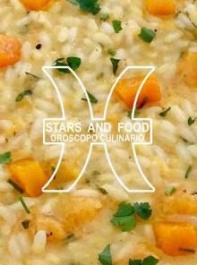 STARS AND FOOD - SETTIMANA DAL 17 AL 23 FEBBRAIO - PESCI