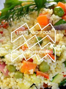 STARS AND FOOD - SETTIMANA DAL 10 AL 16 FEBBRAIO - ACQUARIO