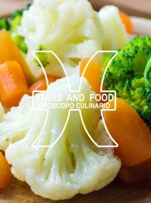 STARS AND FOOD - SETTIMANA DAL 16 AL 22 MARZO - PESCI