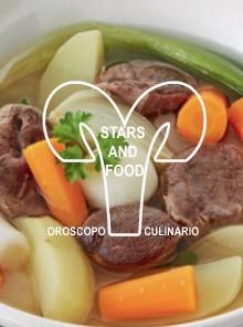 STARS AND FOOD - SETTIMANA DAL 30 AL 05 APRILE - ARIETE