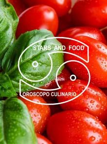 STARS AND FOOD - SETTIMANA DAL 13 AL 19 LUGLIO - CANCRO
