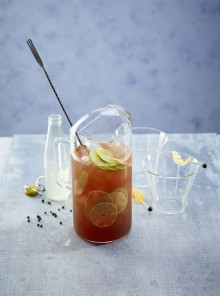 Cocktail speziato allo zenzero