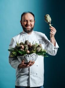 Federico Pettenuzzo, lo chef de La Favellina