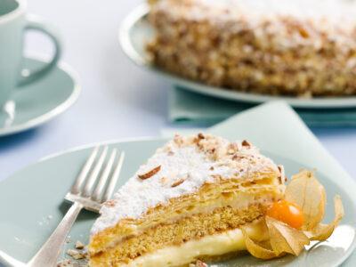 La torta diplomatica